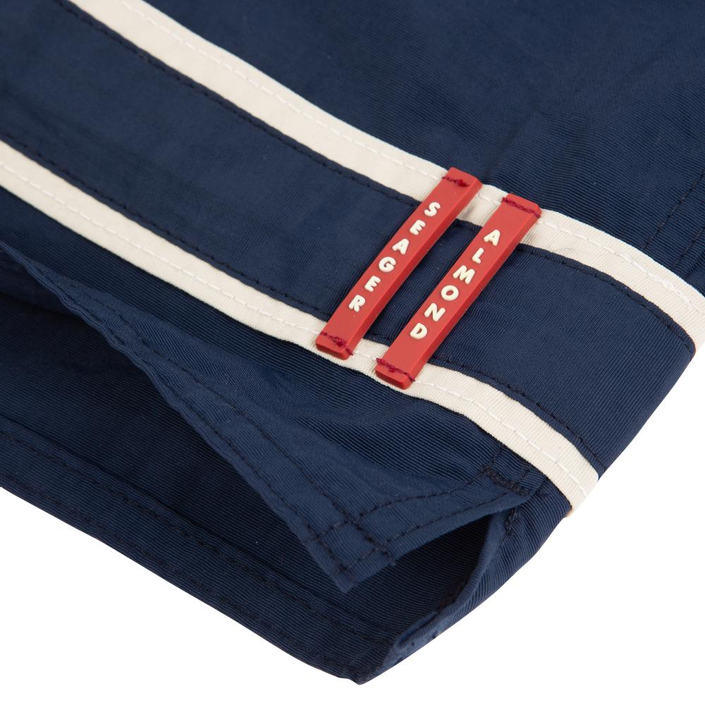Almond x Seager Stringer Trunks (Final Sale)