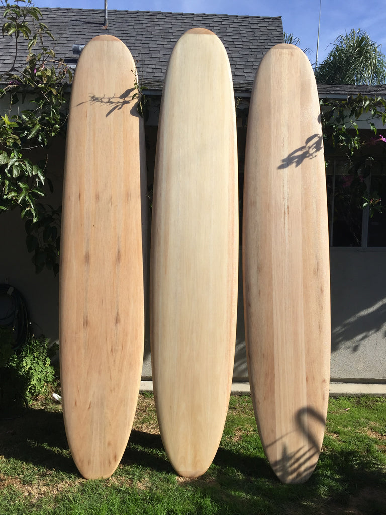 9'4 Surf Thump Almond x Nine Lights