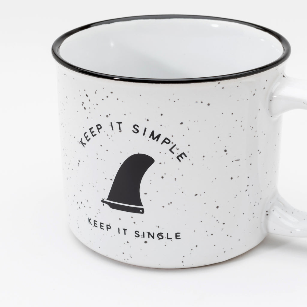Keep it Simple Coffee Mug