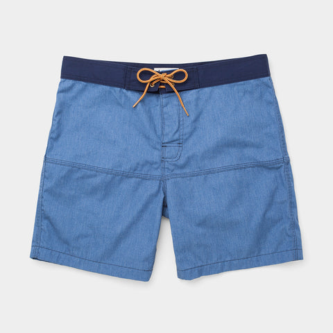 Lumberjack Trunks // Blue + Navy