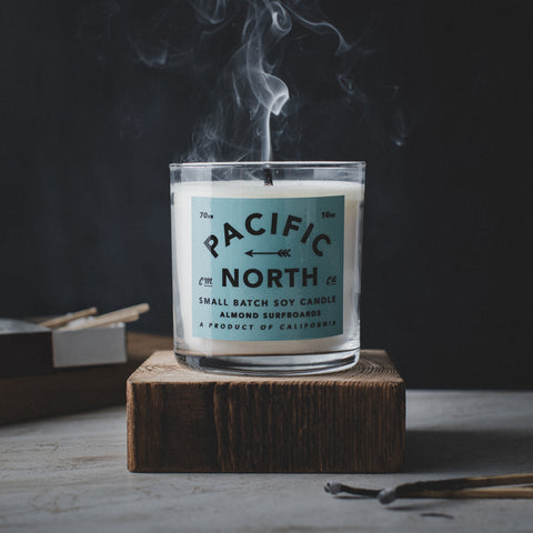 Pacific North Soy Candle (10 oz.)