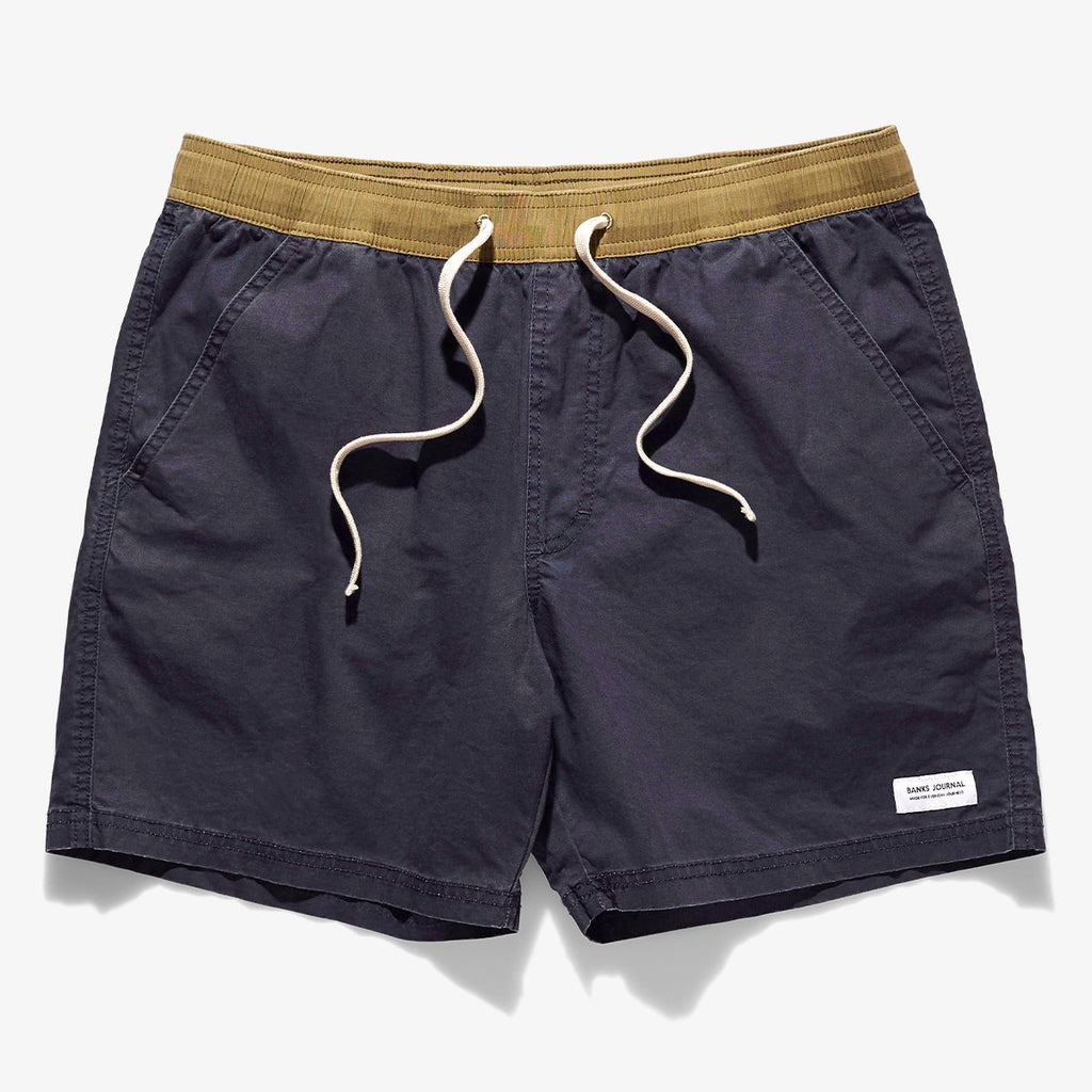 Primary Boardshort | Dirty Denim