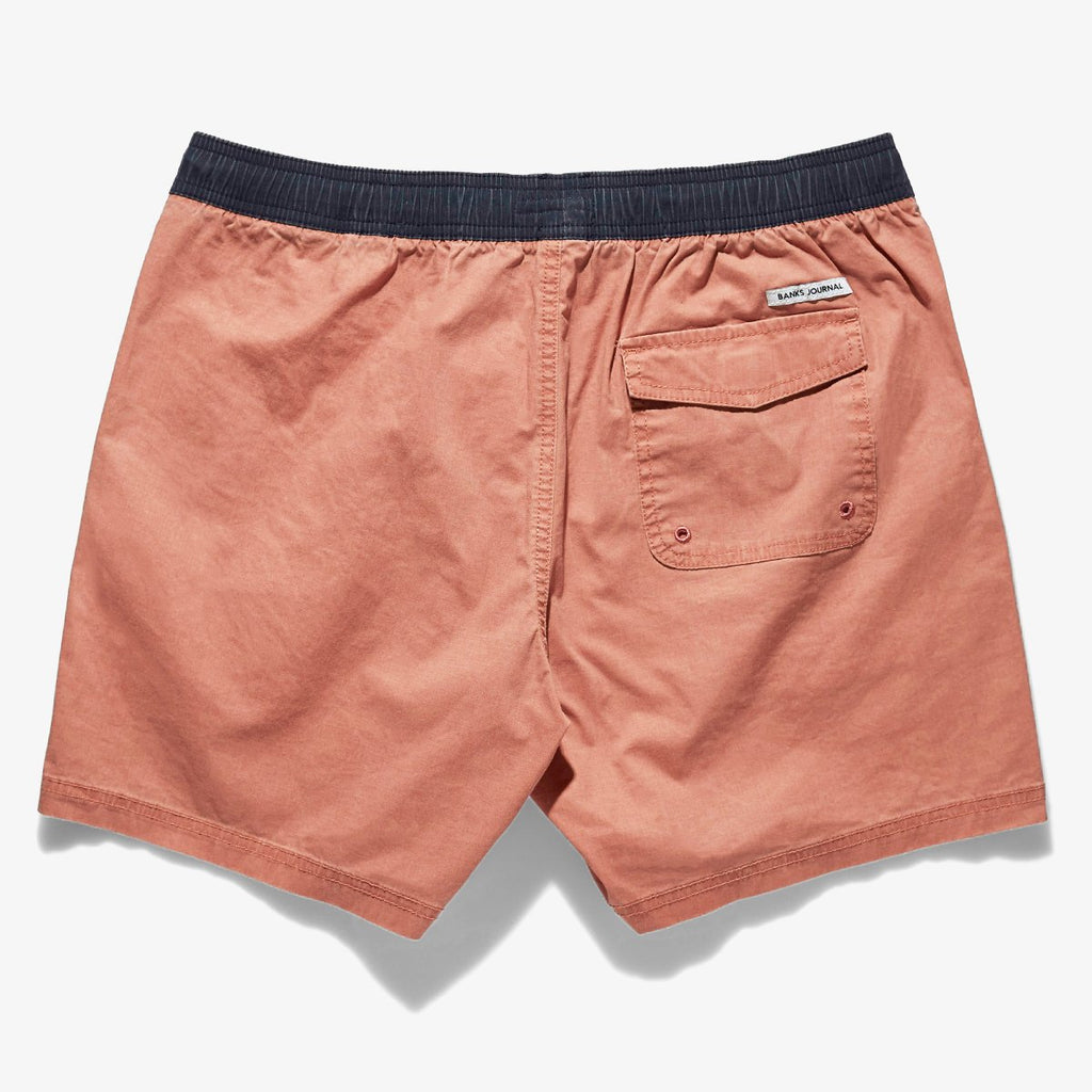 Primary Boardshort | Rose