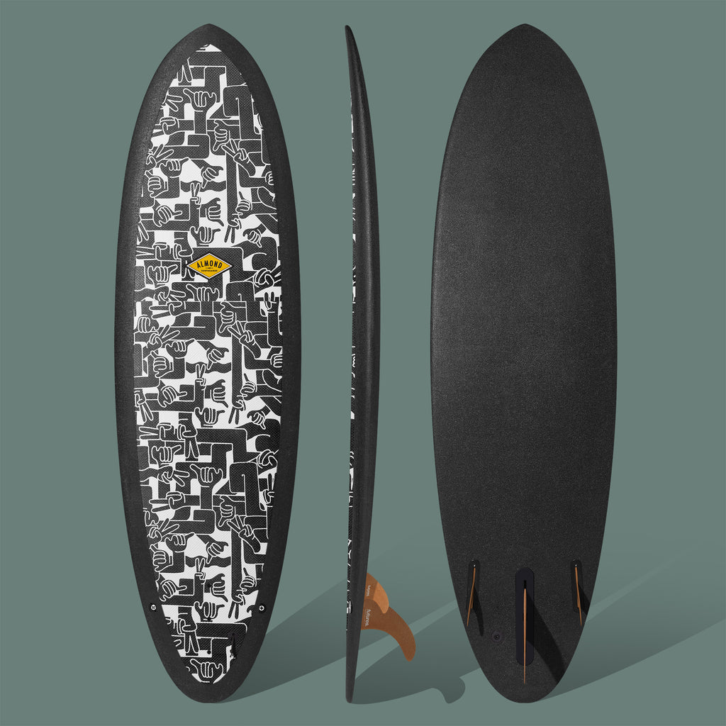 COMING SOON! R-Series 6'4 Plez Phez | SHAKA