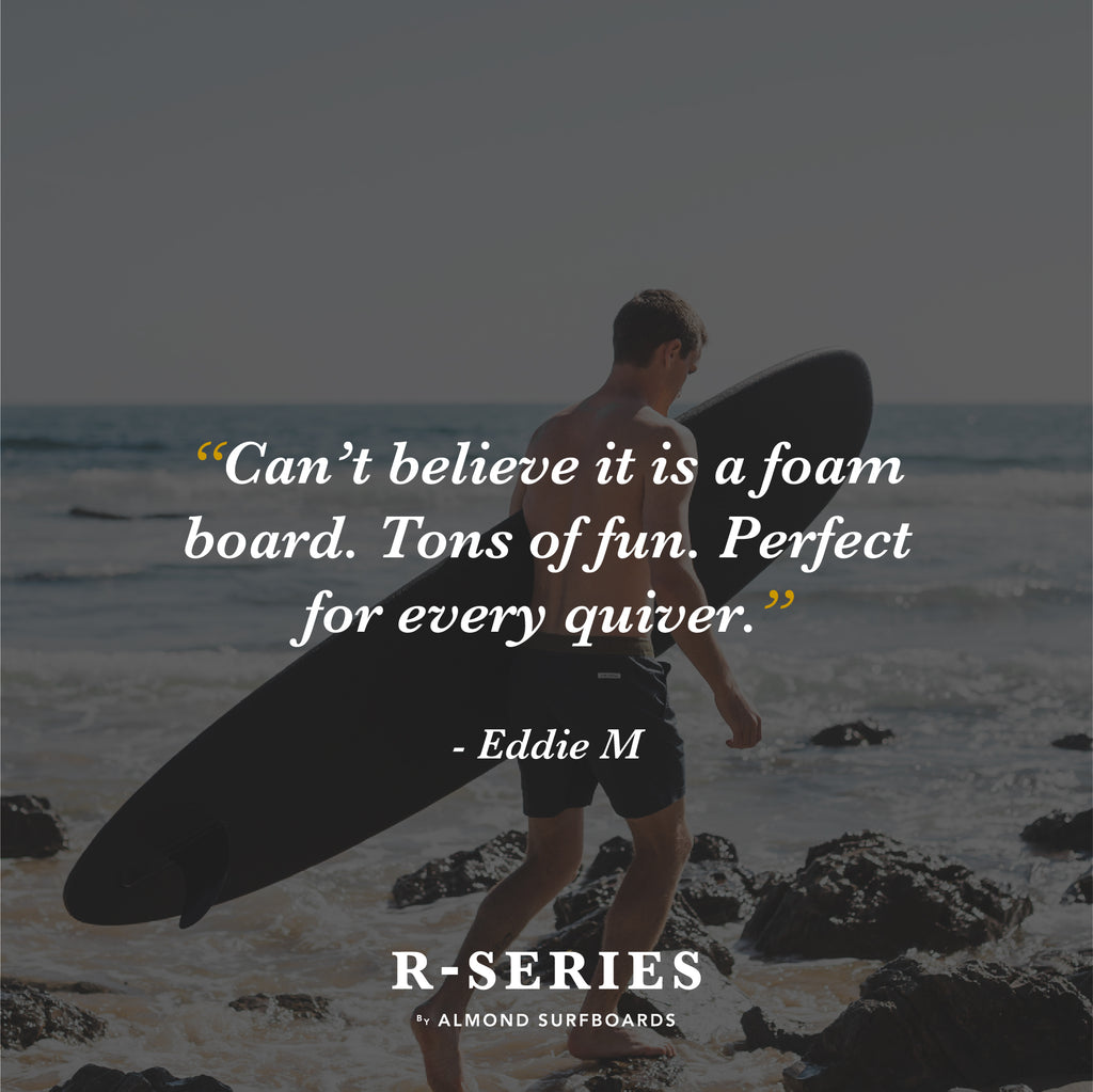 R-Series 8'0 Joy | HUCKBERRY