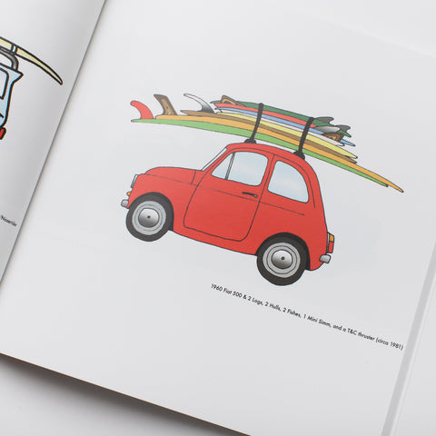 Rad Cars Book | Kevin Butler