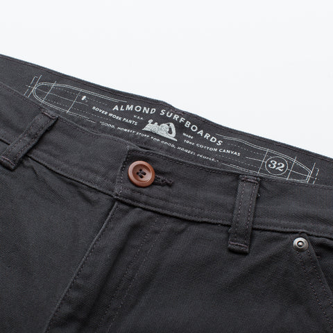 Rover Pants | Charcoal