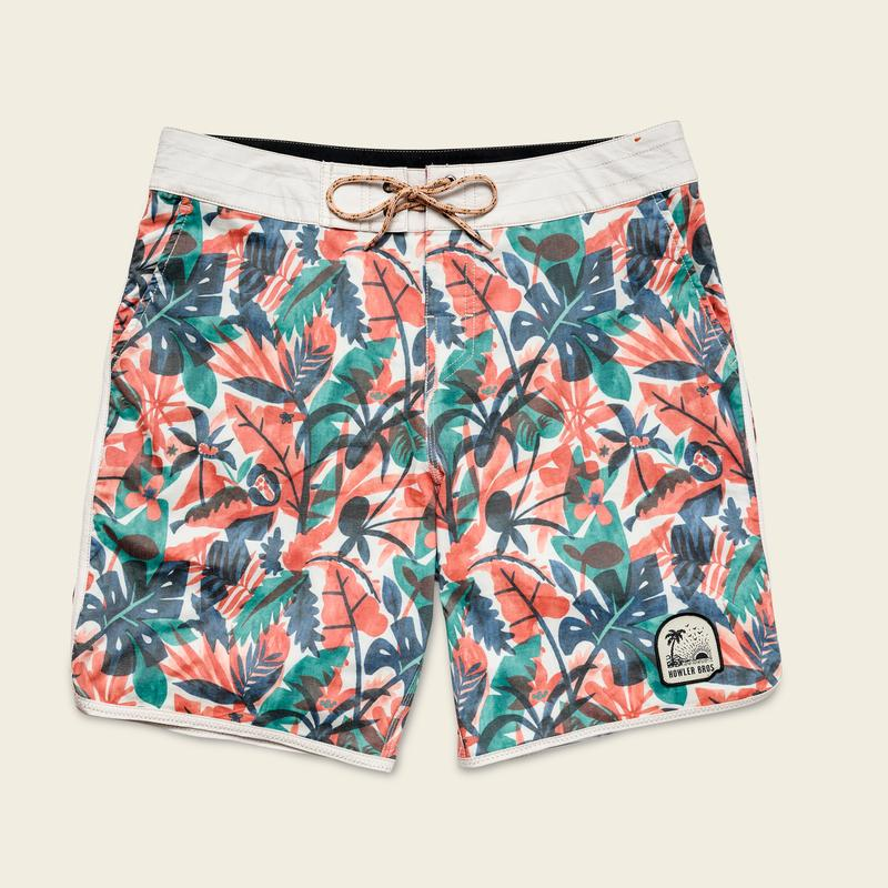 Stretch Bruja Boardshort
