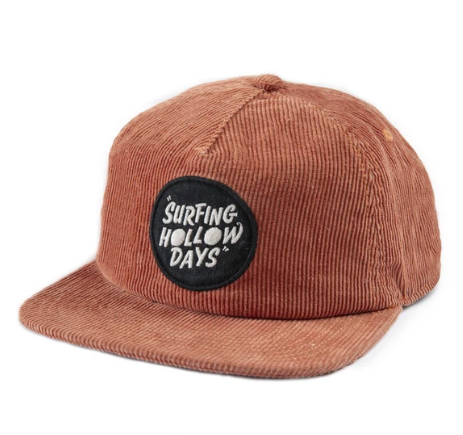 Surfing Hollow Days-Cord Hat