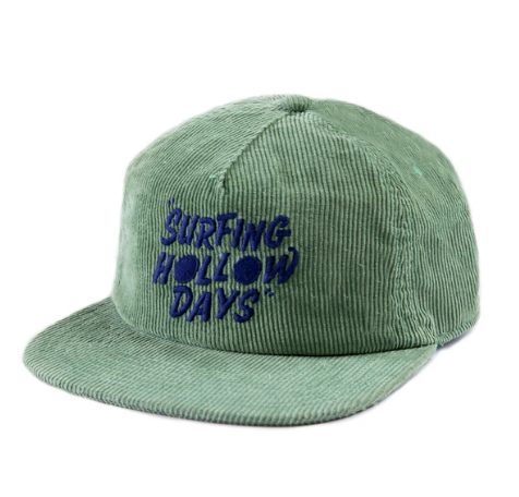 Surfing Hollow Days- Cord Hat
