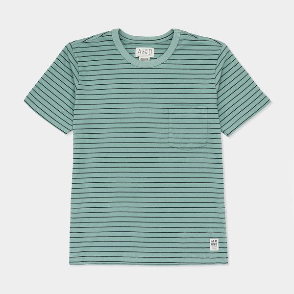 Showdown Stripe Tee