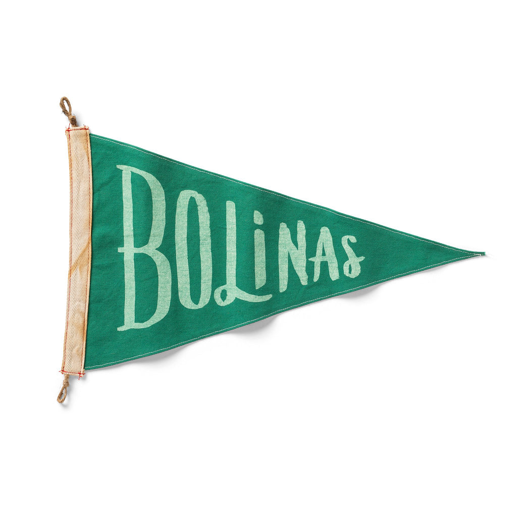 Slightly Choppy <br> Bolinas Flag