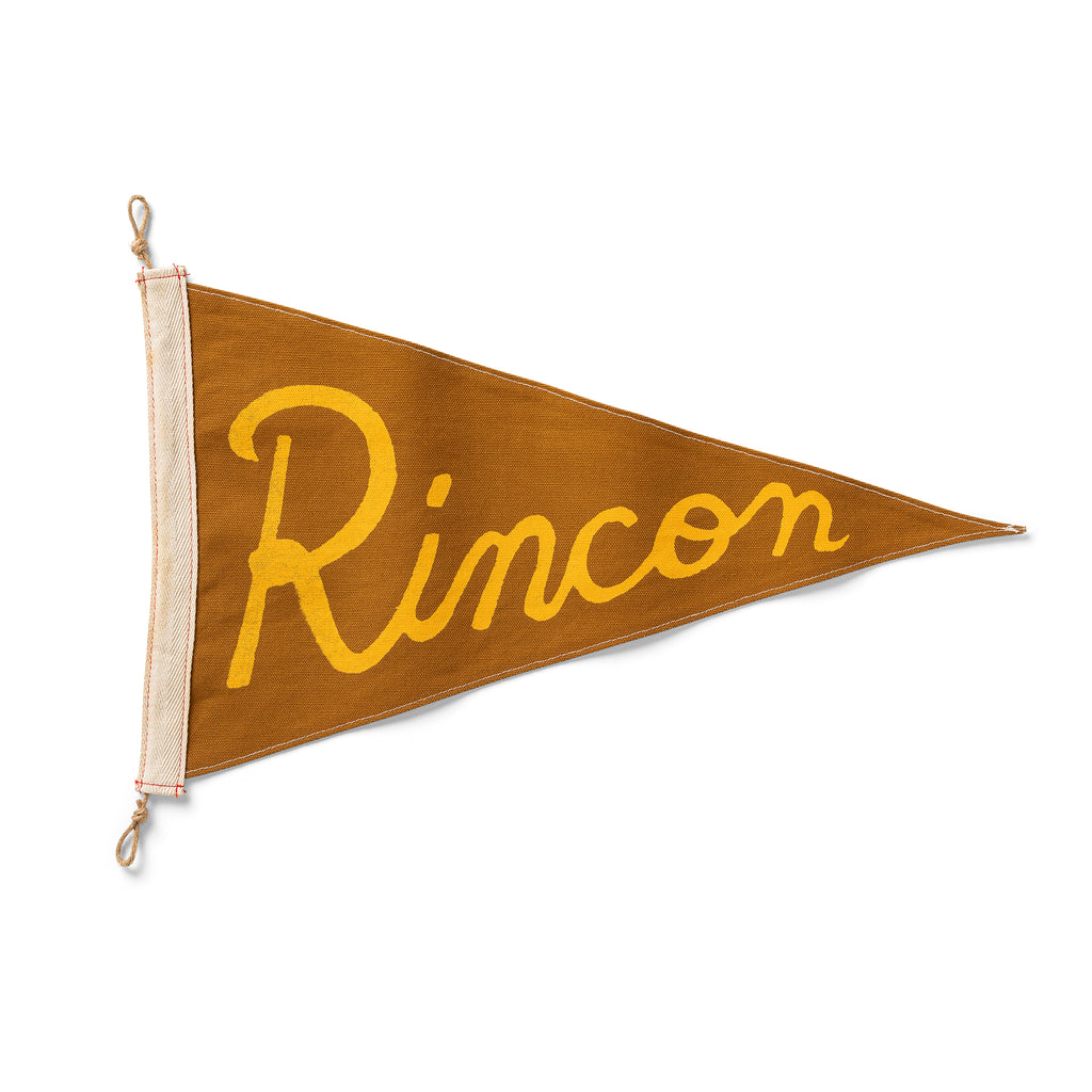 Slightly Choppy <br> Rincon Flag