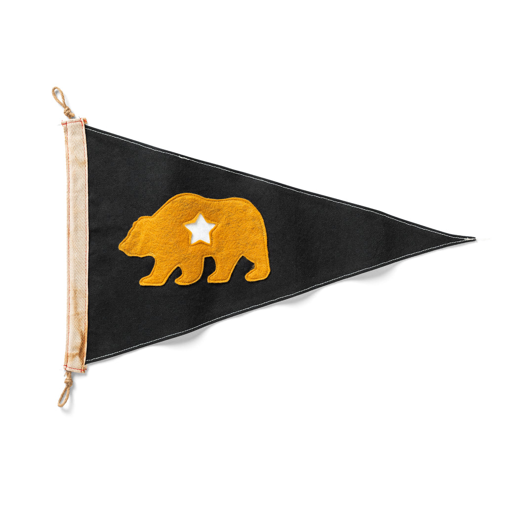 California Golden Bear Flag