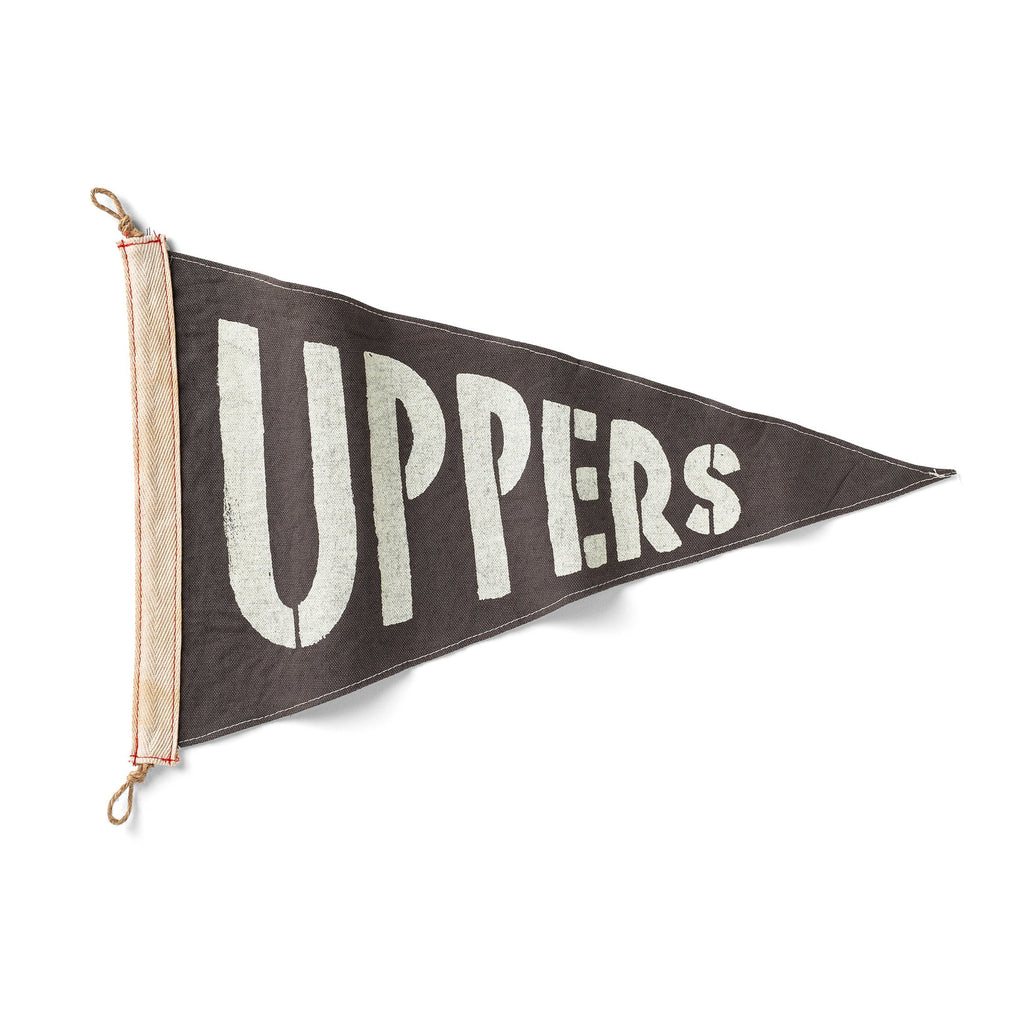 Slightly Choppy <br> Uppers Flag