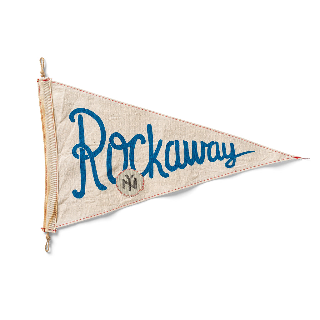 Slightly Choppy <br> Rockaway Flag