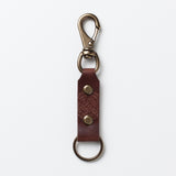Standard Leather Co. Keychain