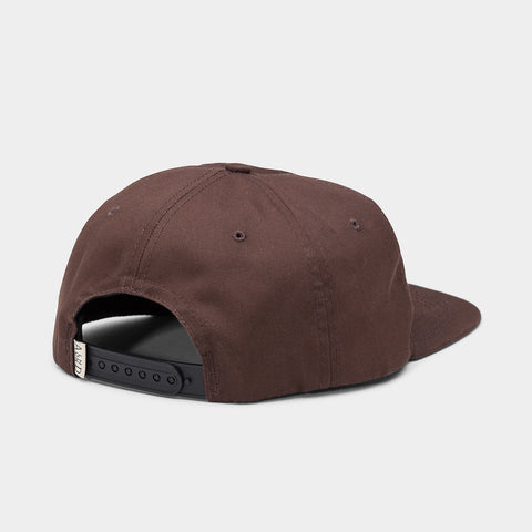 The Dusk Hat // Brown