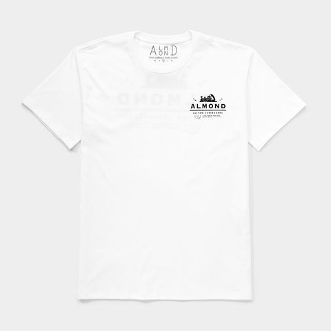 Tools of the Trade Tee | White