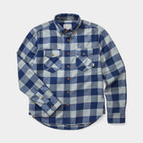 Trailhead Flannel | Blue