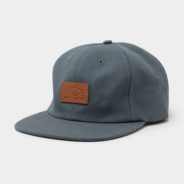 WW Oiled-Canvas <br/> 6-Panel Hat