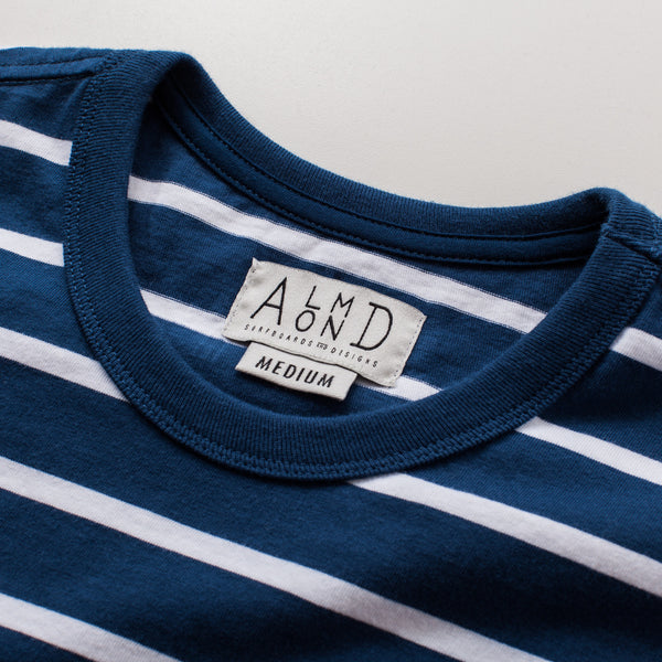 Westport Stripe | Navy