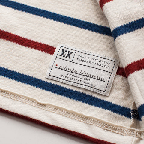 Westport Stripe | Natural