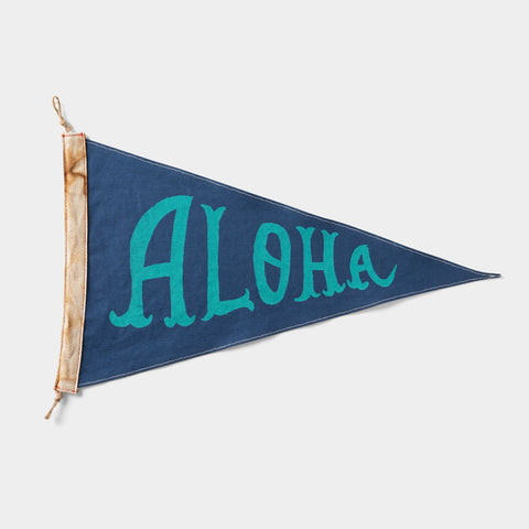 Slightly Choppy <br> Aloha Flag