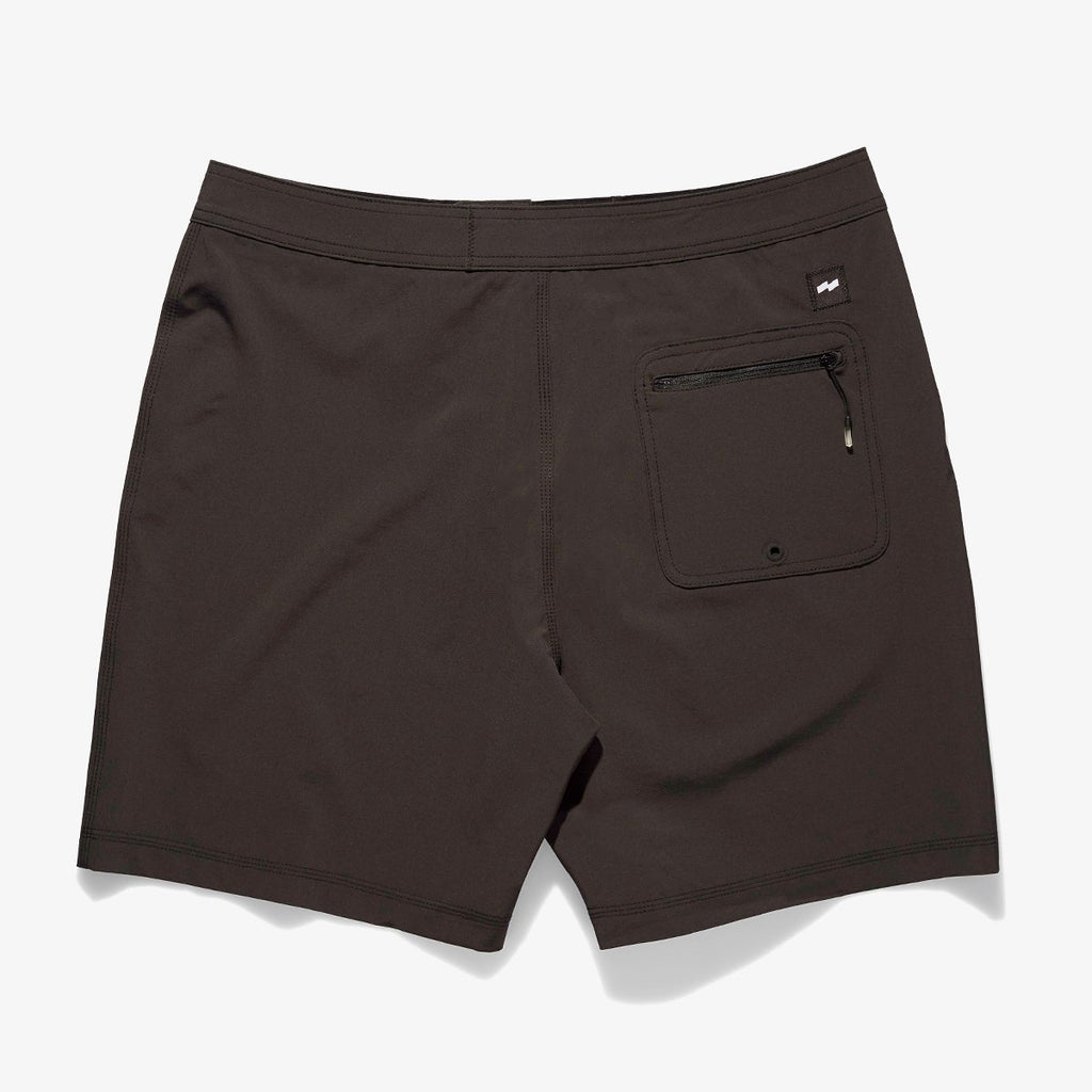 Primary Boardshort | Dirty Black