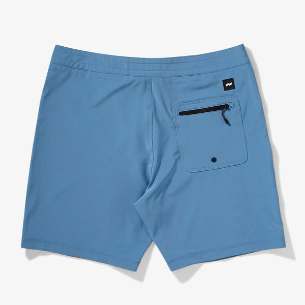 Primary Boardshort | Smoke Blue