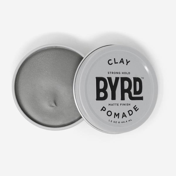 Byrd Clay Pomade 1.5 OZ.
