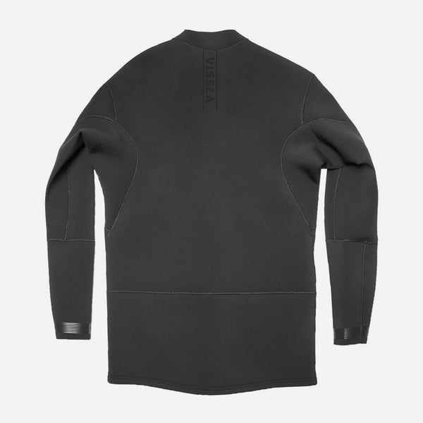 2mm Front-Zip Jacket | Stealth