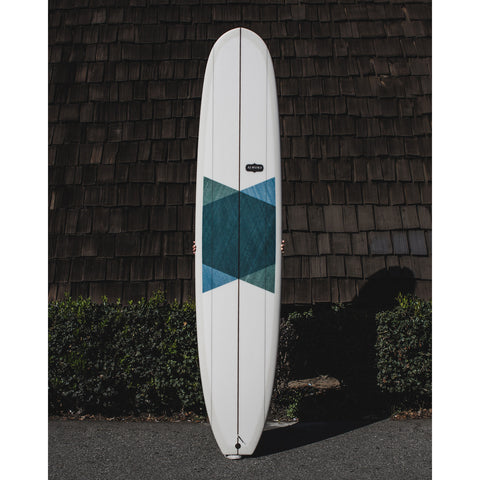 9'6 Lumberjack #5510 | Grid Inlay Deck