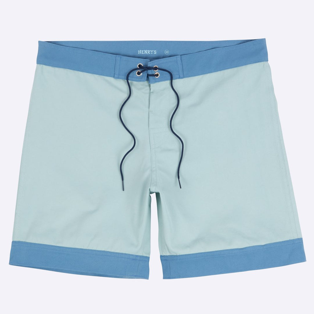 Henry's Surf Trunks | Blue