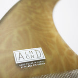 Brown Almond x Island Fin | 10""