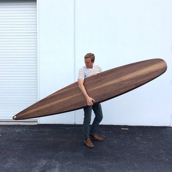 "10' Walnut ""Kookbox"""