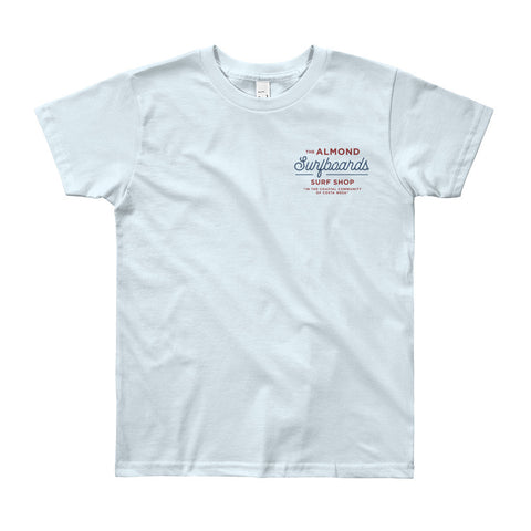 Youth Almond Surf Shop T-Shirt
