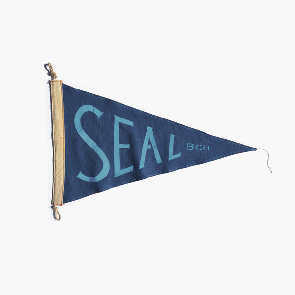 Slightly Choppy <br> Seal Beach Flag