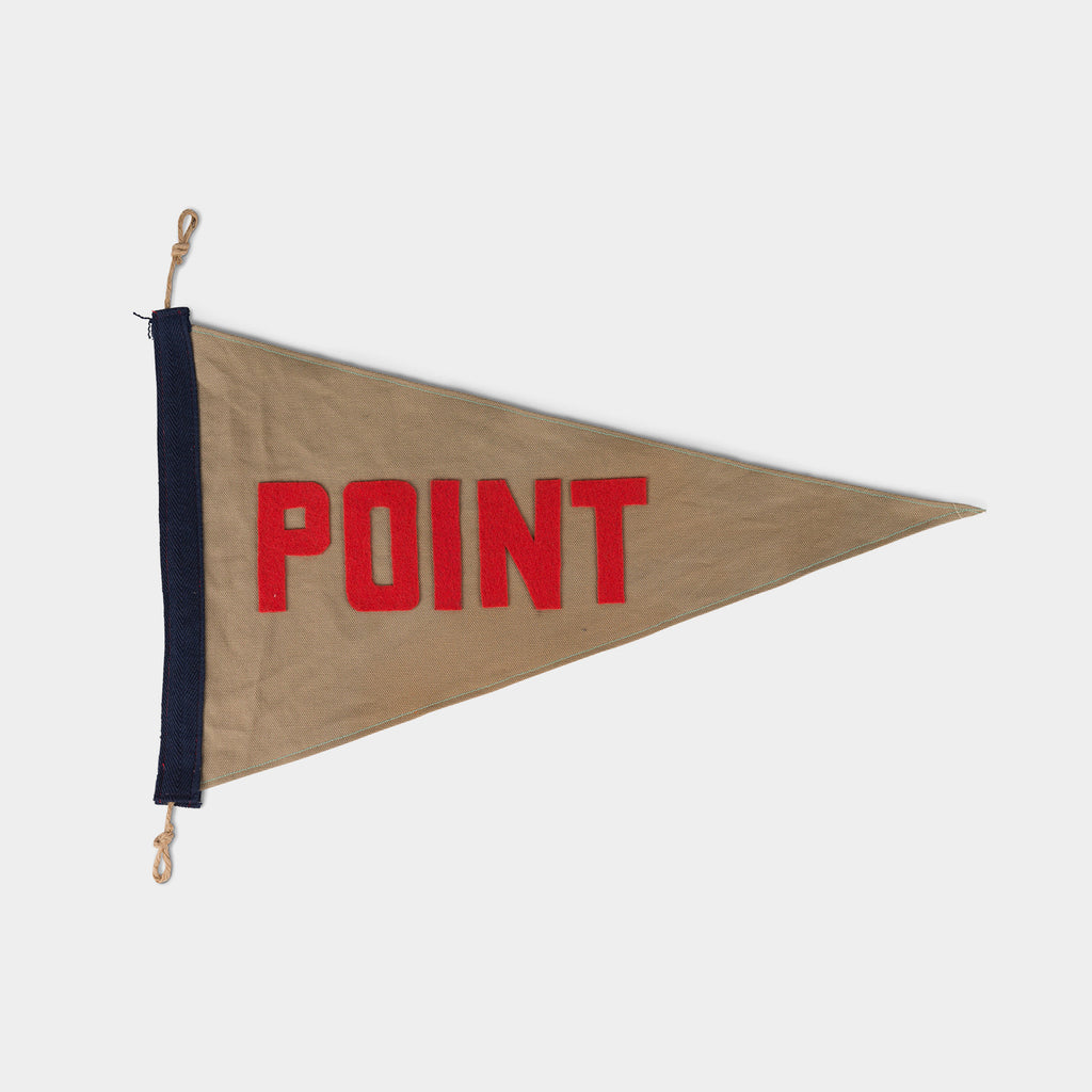 Slightly Choppy <br> Newport Point Flag
