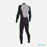3/2 Back Zip Full Suit | Smoothie