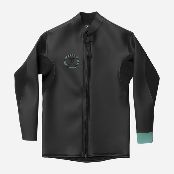 2mm Front-Zip Jacket | Smoothie