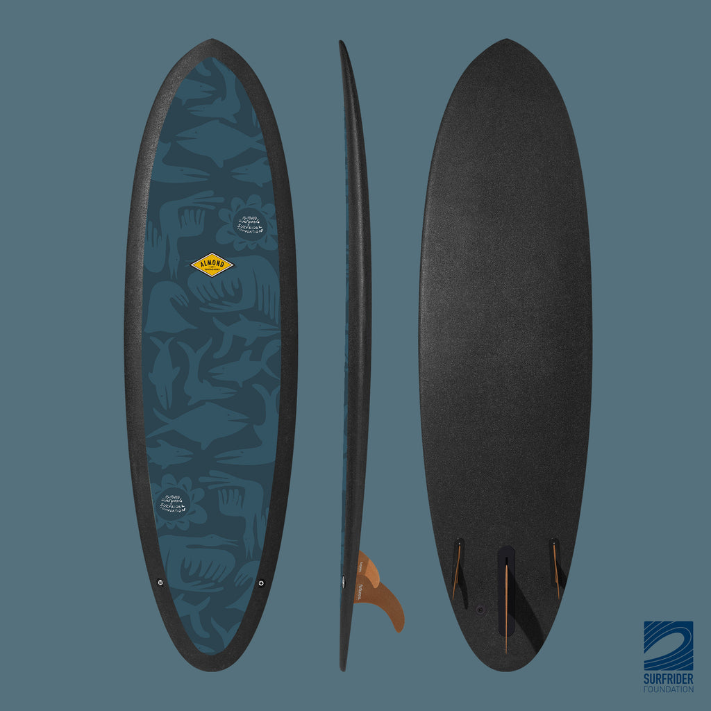 COMING SOON R-Series 6'4 Plez Phez | SURFRIDER