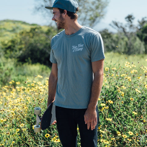 Two Feet & Firing Tee | Green
