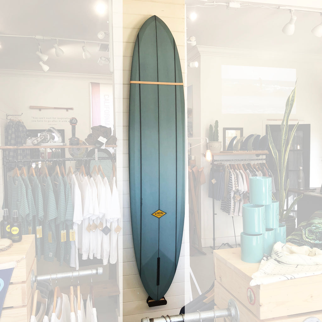 Vertical Mount Surfboard Wall Rack