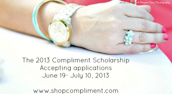 Compliment Scholarship