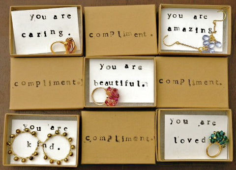 Compliment Ideas