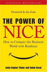 The Power of Nice Book