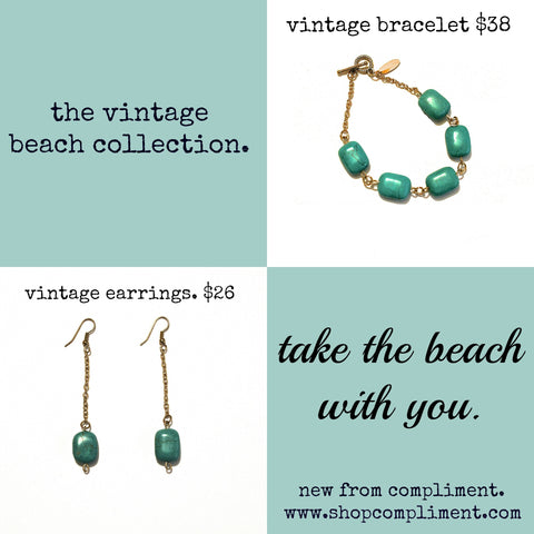 vintage beach collection