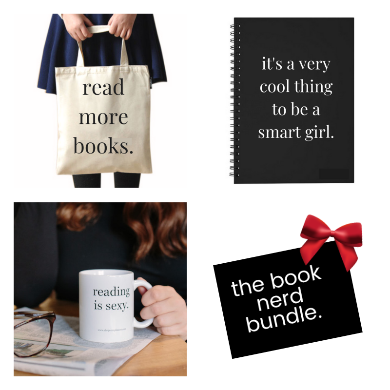The Book Nerd Bundle