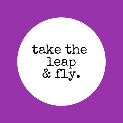 Take the Leap and Fly Coaching Package